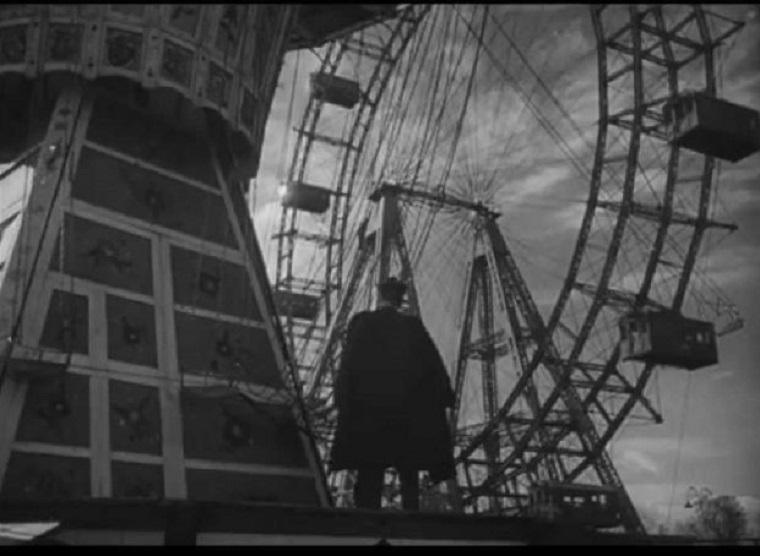 Fotograma de la película 'El tercer hombre'