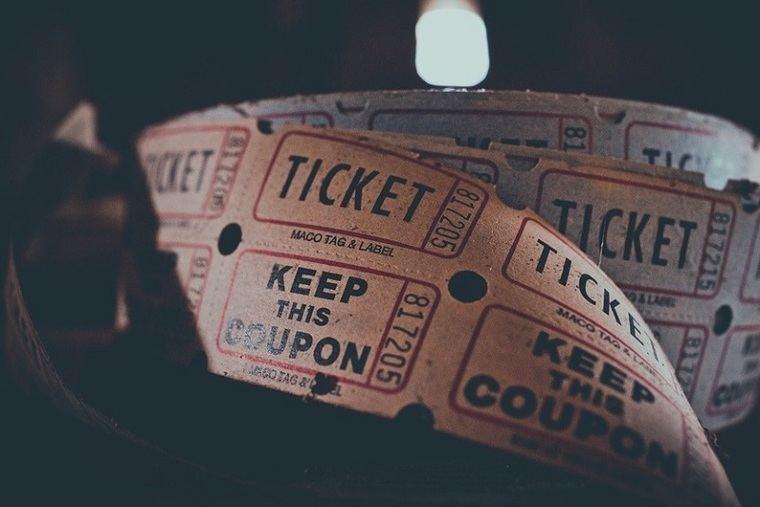 Ticket cupon