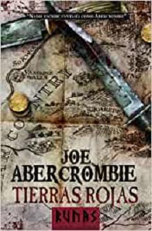 Joe Abercrombie publica la novela fantástica