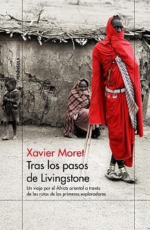 Xavier Moret publica su libro de viajes