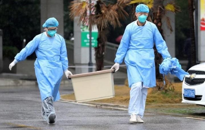 El virus de la muerte