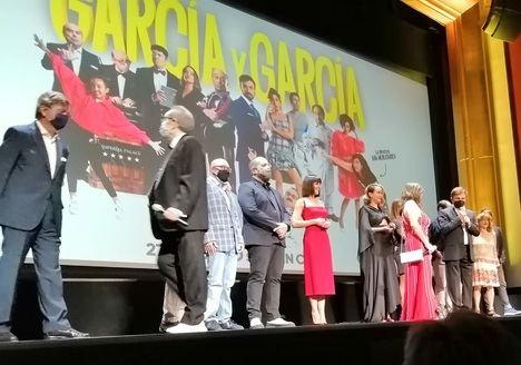 """""""García y García"""", humor para espectadores poco exigentes"""