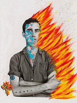 Esposición de David Wojnarowicz, la historia me quita el sueño, en el Museo Reina Sofía de Madrid: agua de fuego vertida sobre el tormento