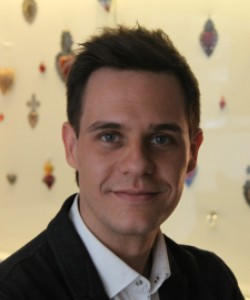 "Entrevista a Christian Gálvez, autor de ""Matar a Leonardo da Vinci"""