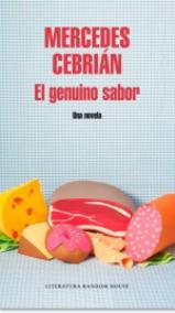 """Mercedes Cebrián publica su nueva novela """"El genuino sabor"""""""