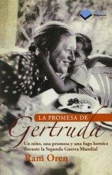 Ram Oren publica la novela 'La promesa de Gertruda'
