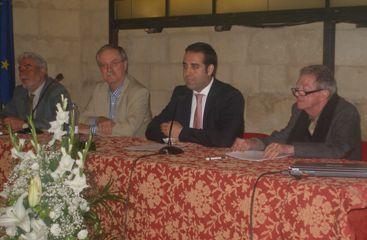 """El IV Congreso Internacional """"Juan Ruiz, Arcipreste de Hita y el Libro de buen amor"""" homenajea a Alberto Blecua"""
