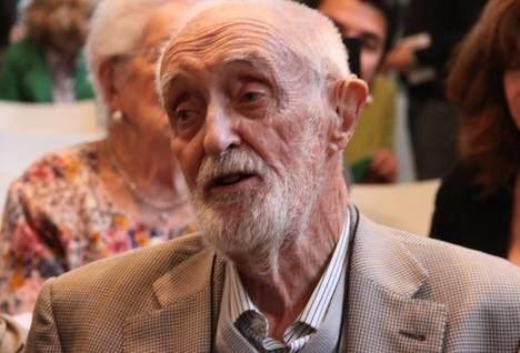 José Luis Sampedro presenta