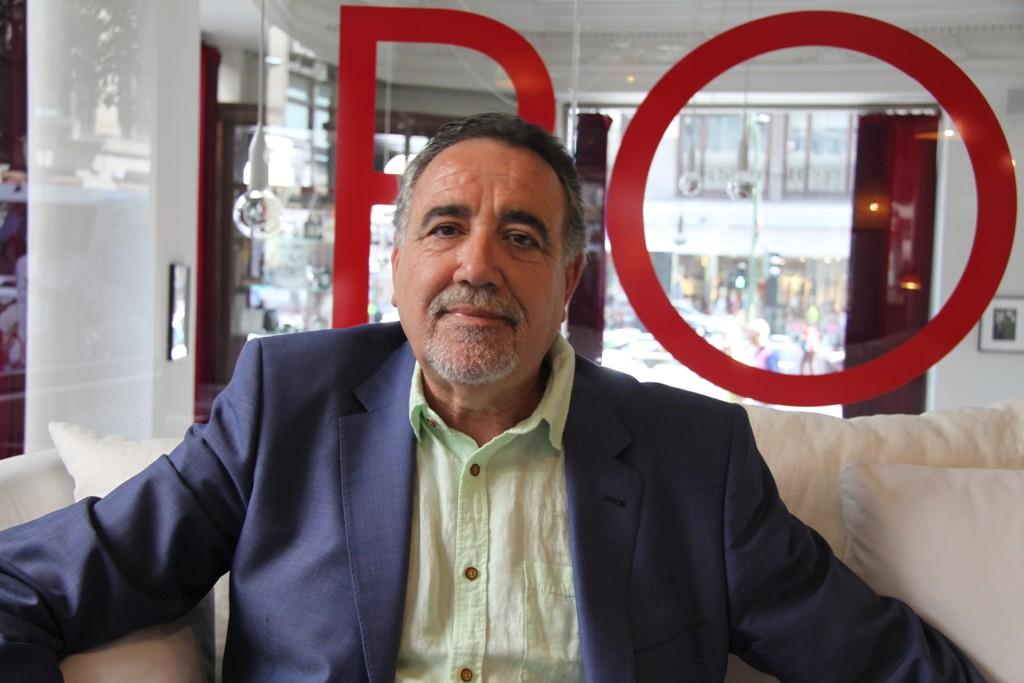 Entrevista a Jesús Maeso de la Torre, autor de
