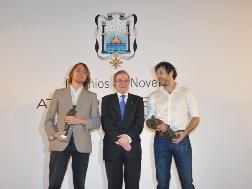 Lorenzo Luengo gana el XLV Premio Ateneo de Sevilla 2013 con