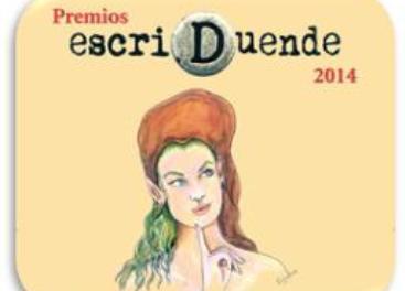 El próximo domingo se entregan los Premios EscriDuendes 2014