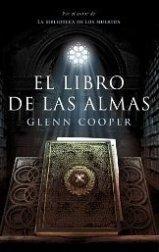 Glenn Cooper presenta en septiembre