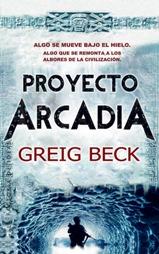 "Greig Beck presenta su thriller ""Proyecto Arcadia"""