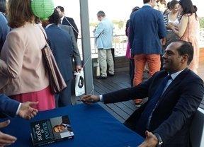 Juan Verde presenta en Madrid su libro