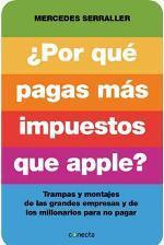 Mercedes Serraller publica '¿Por qué pagas más impuestos que Apple?'