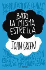 'Bajo la misma estrella' de John Green