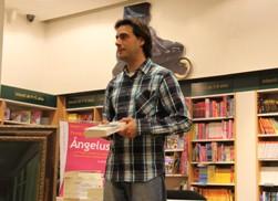 Jorge Iglesias Manzano presenta en Xanadú su primer libro