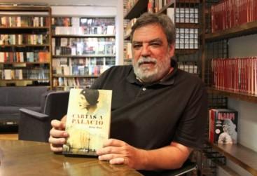 """Entrevista a Jorge Díaz, autor de """"Cartas a Palacio"""""""