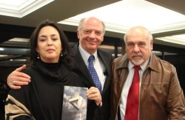 """Presentación del libro """"El poder del viento"""", de Luis Haime Levy"""