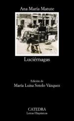 Cátedra presenta la edición crítica de 'Luciérnagas' de Ana María Matute