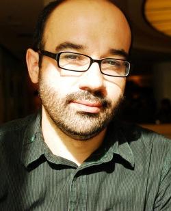 Entrevista Alberto Olmos, autor de
