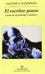 """El escritor gonzo"" de Hunter S. Thompson"