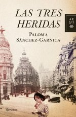 """""""Las tres heridas"""" de Paloma Sánchez-Garnica"""