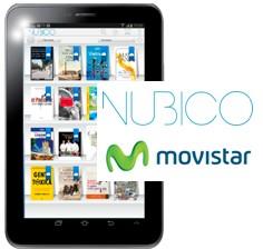Todos los clientes Movistar tendrá acceso ilimitado a la tarifa plana de ebooks