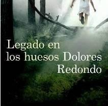 Dolores Redondo presenta