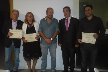 Poetas premiados en Villamanrique