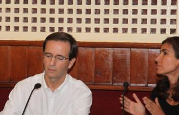 Martín Casariego y Ofelia Grande