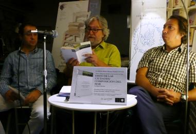 Enrique Mercado, Miguel Marinas y Antonio Cordero (Fotos: Julia María Labrador Ben)
