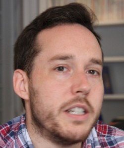 """Entrevista a Sam Byers, autor de """"Ideopatía"""""""