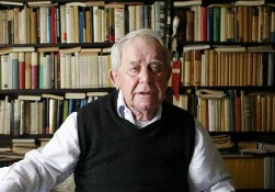 Fallece el escritor alemán Siegfried Lenz, humanista y conciliador