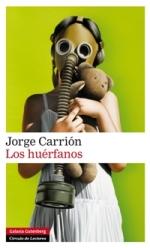 Jorge Carrión publica la novela de ciencia-ficción 'Los huérfanos'