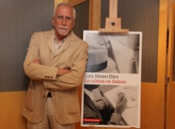 Luis Mateo Díez presenta