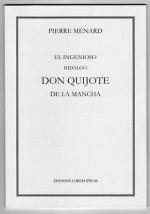 'Lección histórica de Pierre Menard' por Edvardo Zeind Palafox