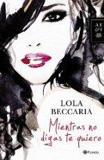 Lola Beccaria presenta su nueve novela