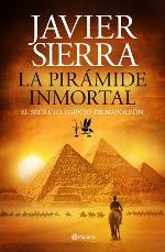 """Javier Sierra retoma su pasión por Napoleón Bonaparte en su nuevo libro """"La pirámide inmortal"""""""