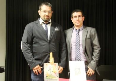 Heberto de Sysmo y Gregorio Muelas presentan en el Ateneo de Madrid sus últimos poemarios