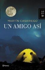 Martín Casariego publica en Planeta su última novela,