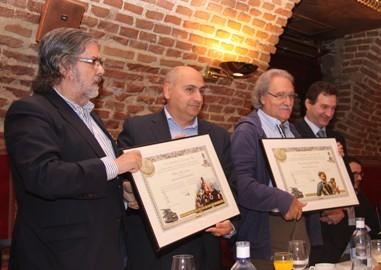 Se entrega el XII Premio Algaba de Biografía, Autobiografía, Memorias e Investigaciones Históricas