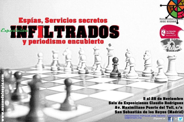 El peligroso mundo de los infiltrados, mostrado en exclusiva mundial en Madrid