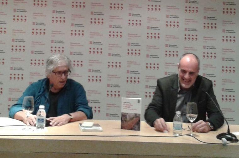 Ramón Cotarelo y Joan Ridao