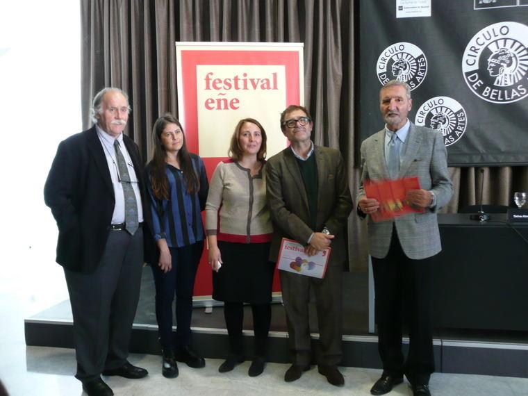 Hoy comienza la Sexta Edición del Festival EÑE, la gran fiesta de la literatura española