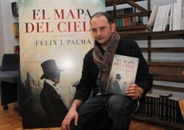 Entrevista a Félix J. Palma autor de