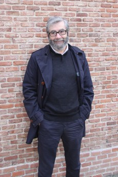 Antonio Muñoz Molina (Fotos: Javier Velasco)
