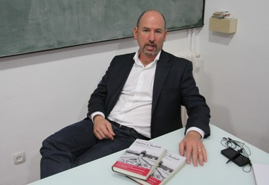 """Entrevista a Thomas Harding, autor de """"Hanns y Rudolf"""""""