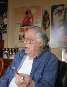 Alberto Vázquez-Figueroa (Foto: Javier Velasco)
