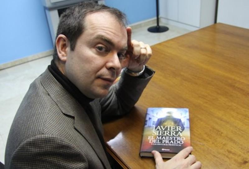 Entrevista a Javier Sierra, autor de